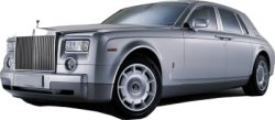 Hire a Rolls Royce Phantom or Bentley Arnage from Cars for Stars (Staines) for your wedding or civil ceremony